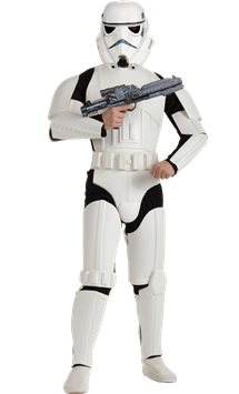 Deluxe Stormtrooper - Adult Costume