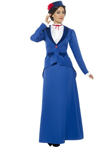 Victorian Nanny - Adult Costume front