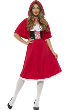 Little Red Riding Hood - Adult Costume