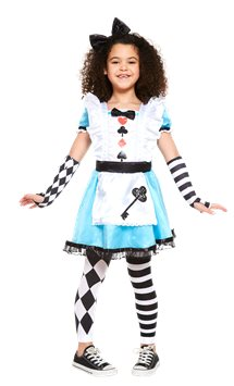 Alice in Wonderland - Child Costume