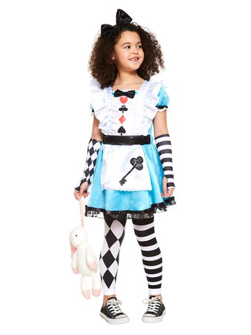 Alice in Wonderland - Child Costume left