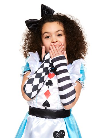 Alice in Wonderland - Child Costume right