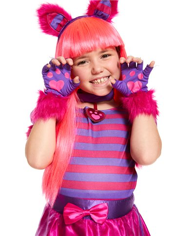 Cheshire Cat - Child Costume back