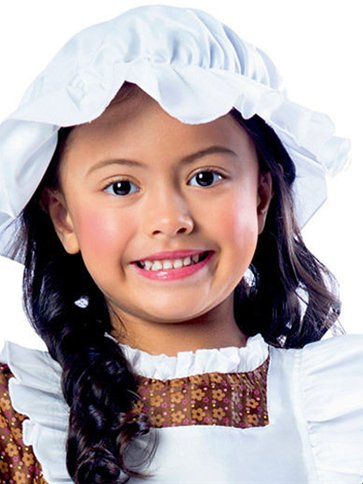 Victorian Girl - Child Costume left