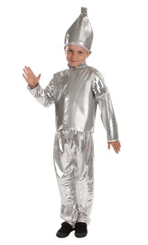 Tin Boy - Child Costume