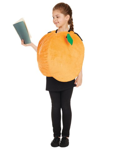 Peach - Child Costume front