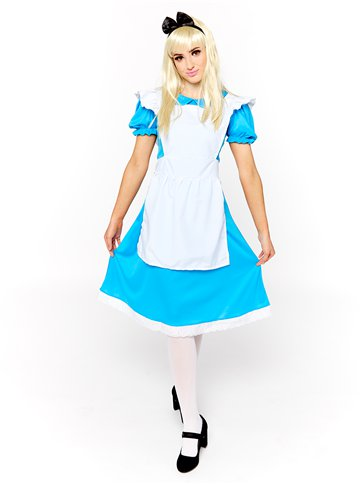 Storybook Alice - Adult Costume front