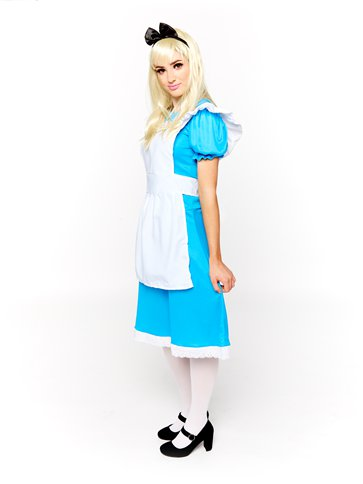 Storybook Alice - Adult Costume left