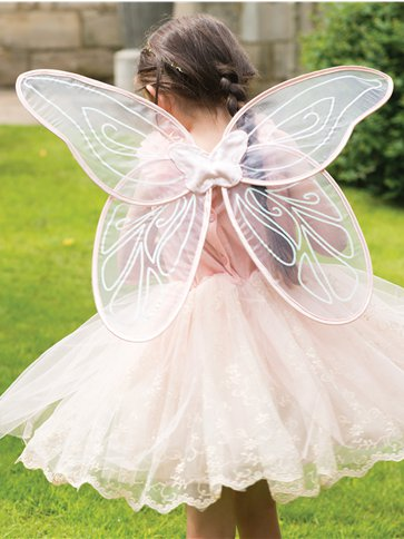 Vintage Fairy - Child Costume left