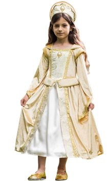 Regal Countess - Child Costume