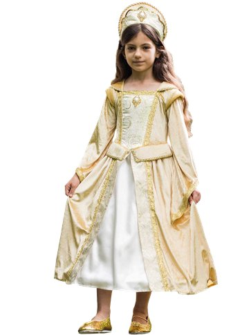 Regal Countess - Child Costume front
