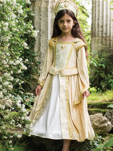 Regal Countess - Child Costume left