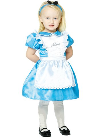 Alice - Baby & Toddler Costume front
