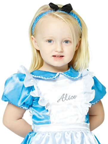 Alice - Baby & Toddler Costume left