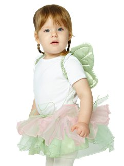 Tinker Bell Tutu & Wings Set