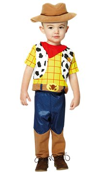 Woody - Baby and Toddler Costume