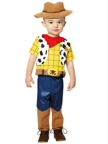 Woody - Baby and Toddler Costume front