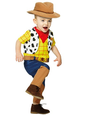 Woody - Baby and Toddler Costume left