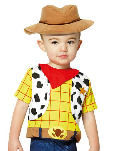 Woody - Baby and Toddler Costume side