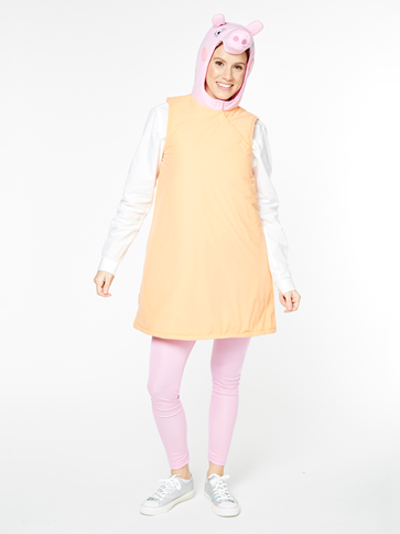 Mummy Pig Adult Costume Party Delights