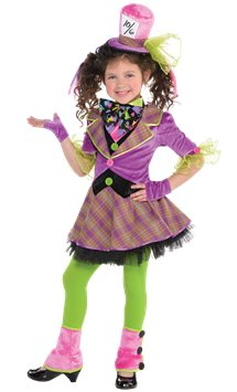 Mad Hatter - Child Costume