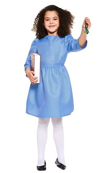 Roald Dahl Matilda - Child Costume