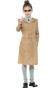 Roald Dahl Miss Trunchbull - Child and Teen Costume