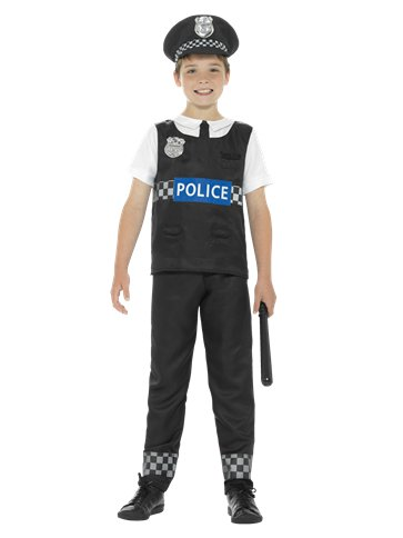 Police Officer - Child Costume front