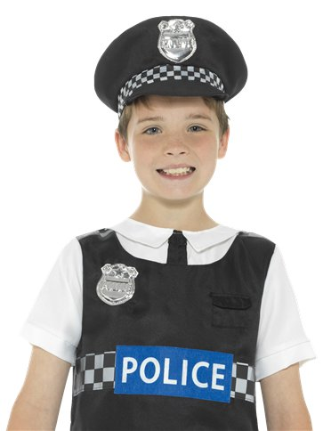 Police Officer - Child Costume right
