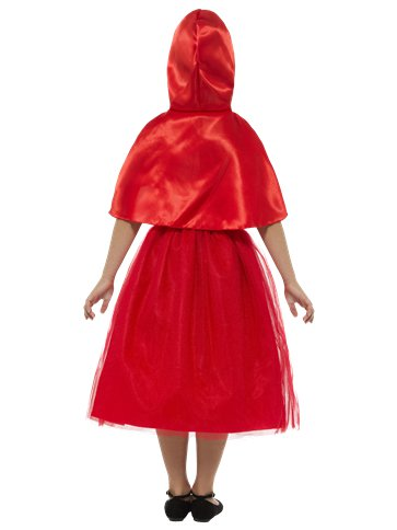 Deluxe Red Riding Hood - Child Costume back