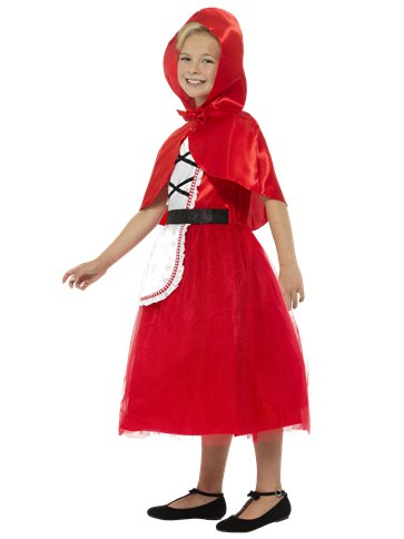 Deluxe Red Riding Hood - Child Costume left