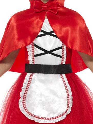 Deluxe Red Riding Hood - Child Costume right
