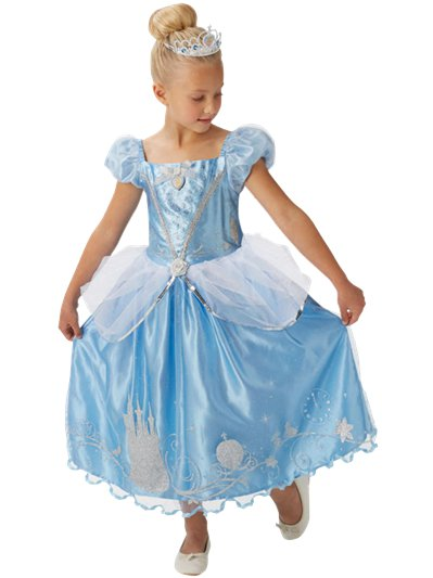 Disney Cinderella Deluxe - Child Costume