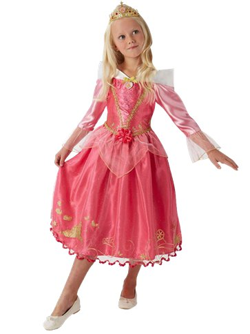 Disney Sleeping Beauty Deluxe - Child Costume front