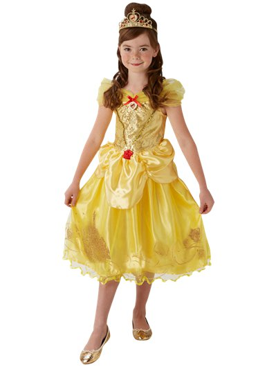 Disney Belle Deluxe - Child Costume