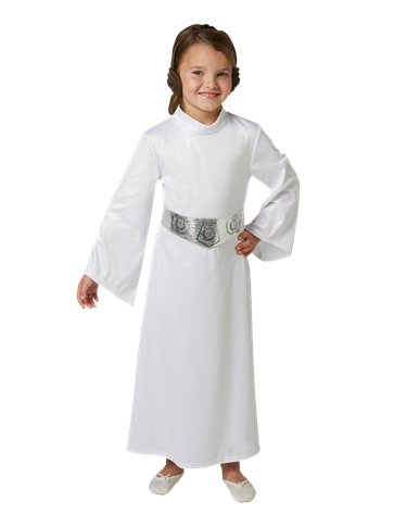 Princess Leia - Child Costume front