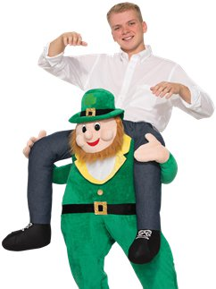 Ride On Leprechaun