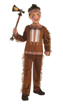 Native American - Child Costume