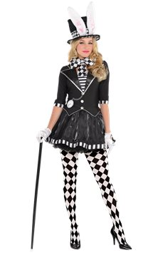 Dark Mad Hatter - Adult Costume