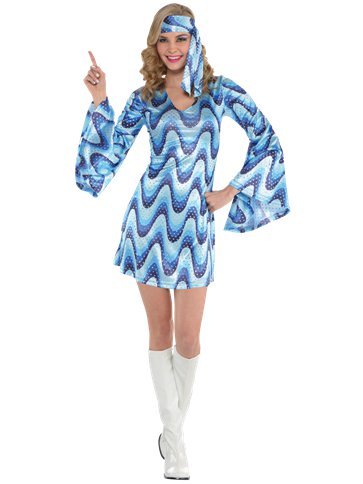 Disco Lady - Adult Costume front