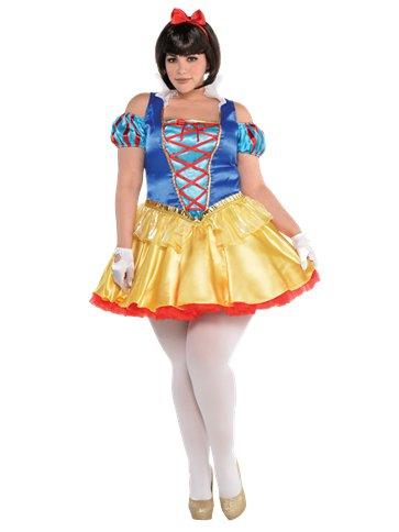 Disney Snow White Plus Size Adult Costume Party Delights