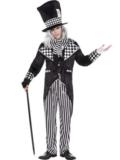Totally Mad Hatter - Adult Costume