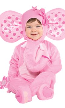 Elephant Sweetie - Baby & Toddler Costume