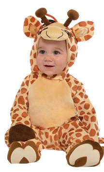 Junior Giraffe - Baby & Toddler Costume