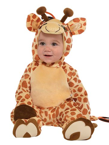 Junior Giraffe - Baby & Toddler Costume front