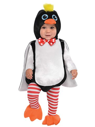Waddles the Penguin - Baby & Toddler Costume front