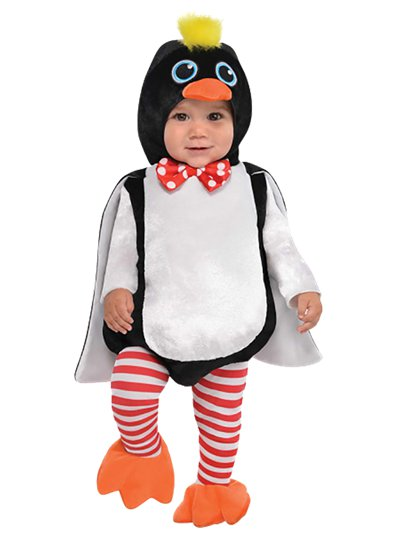 Waddles the Penguin - Baby & Toddler Costume