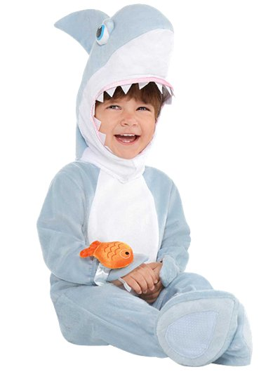 Shark Attack - Baby & Toddler Costume