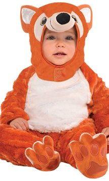 Furry Fox - Baby & Toddler Costume