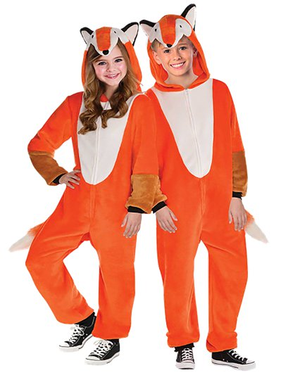 Zipster Fox - Child Costume